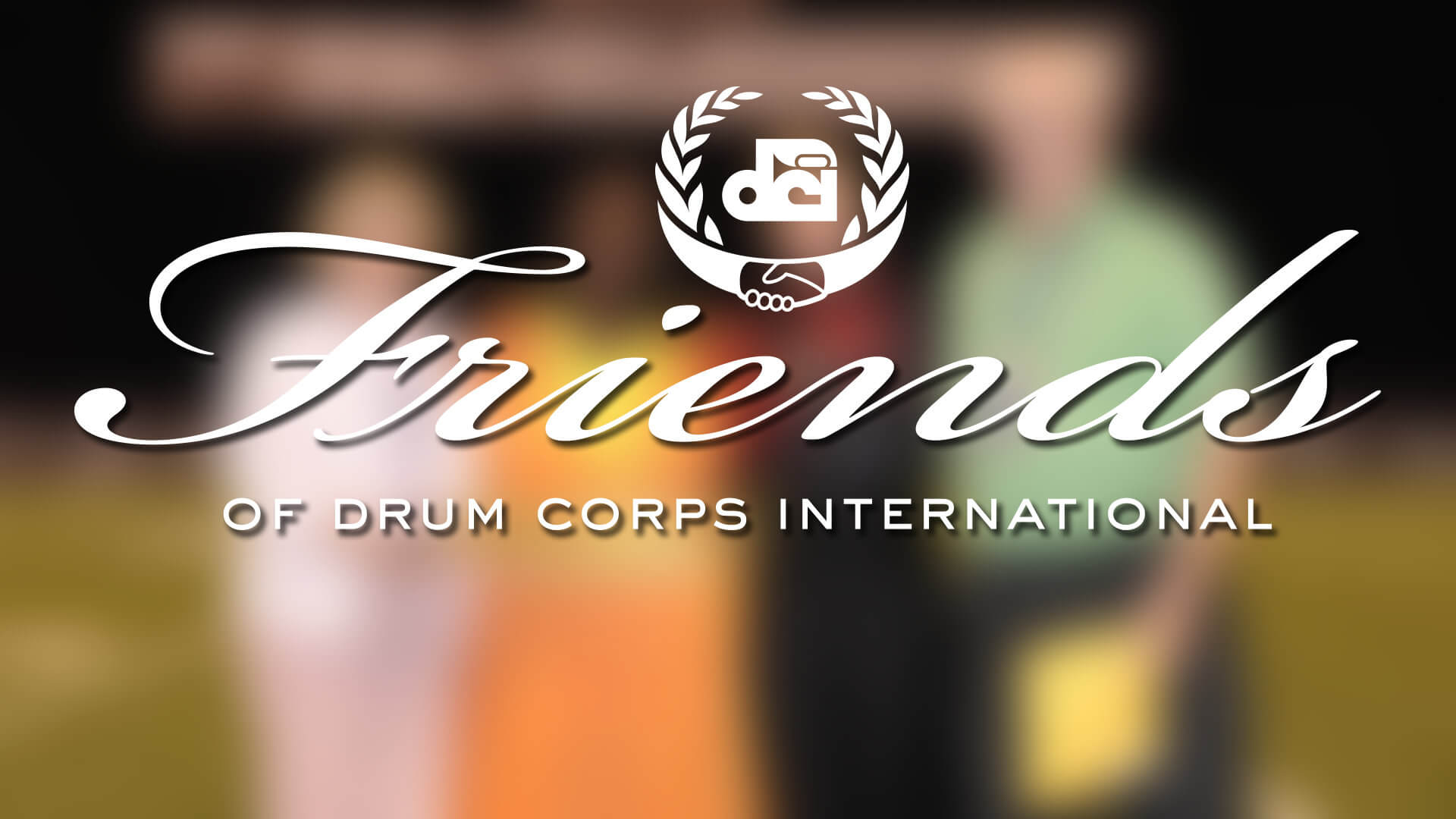 Friends of DCI Scholarship Application