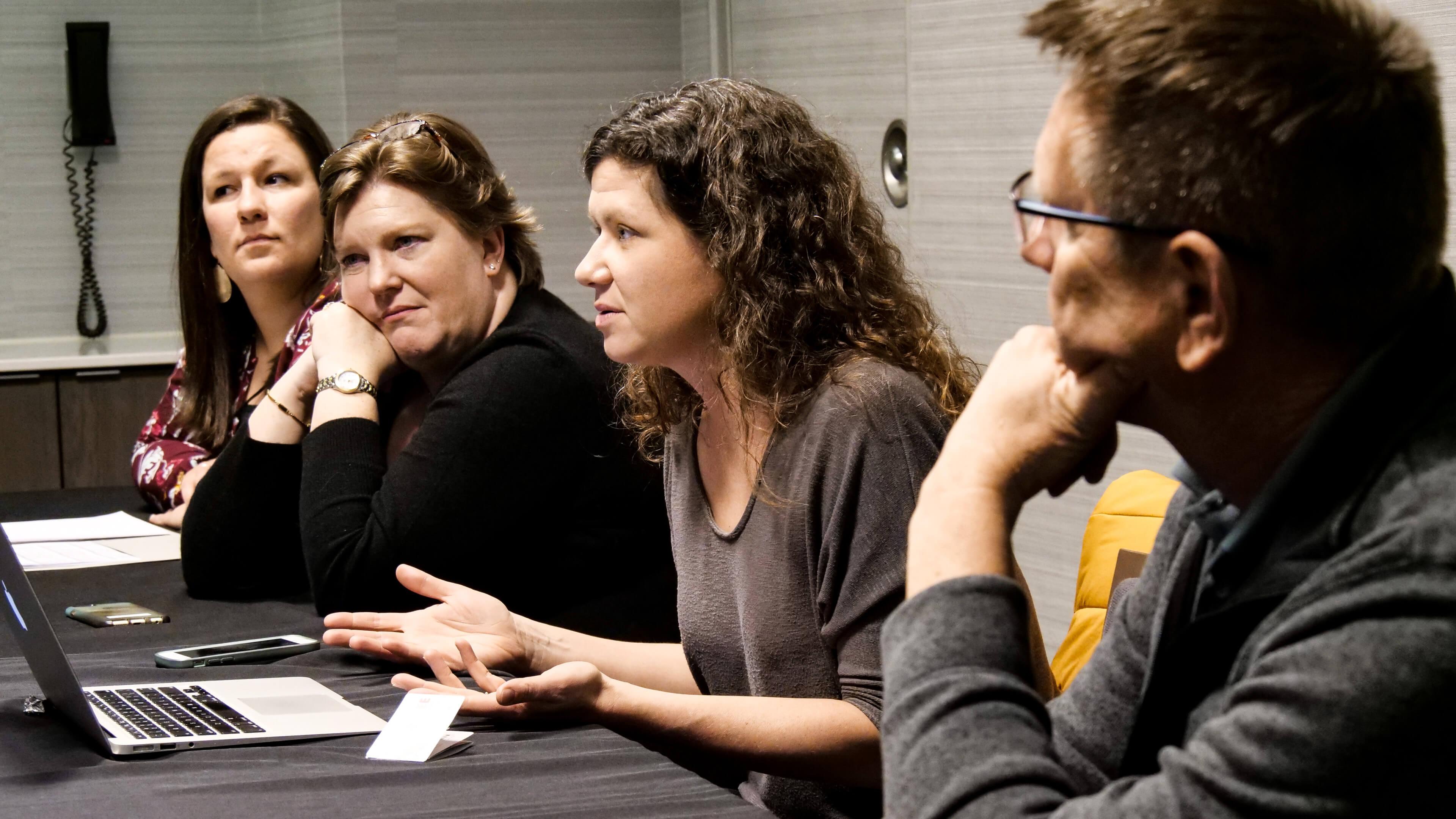 IN STEP: Women of DCI committee looks ahead