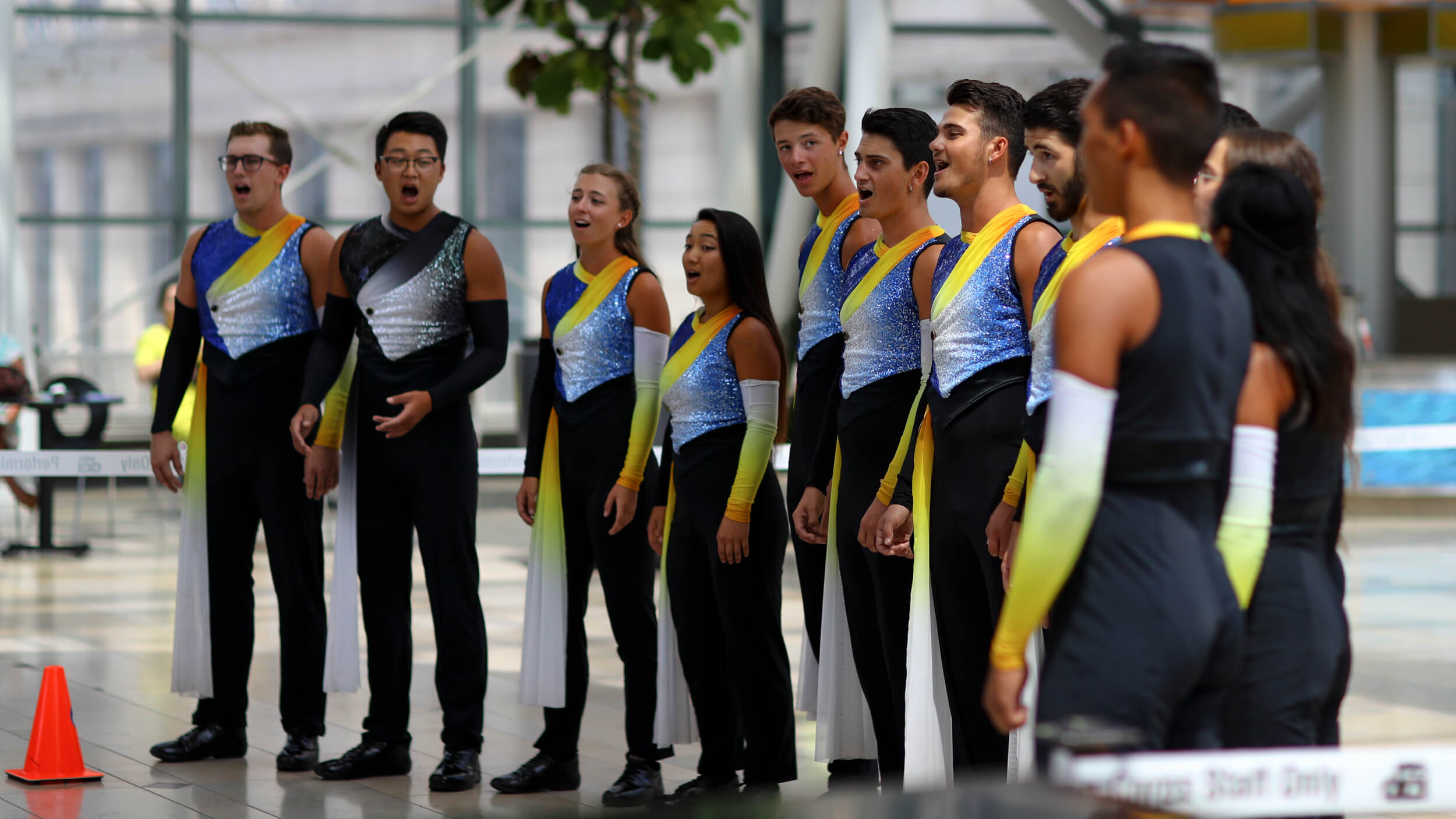 Performers Showcase kicks off World Championships action in Circle City