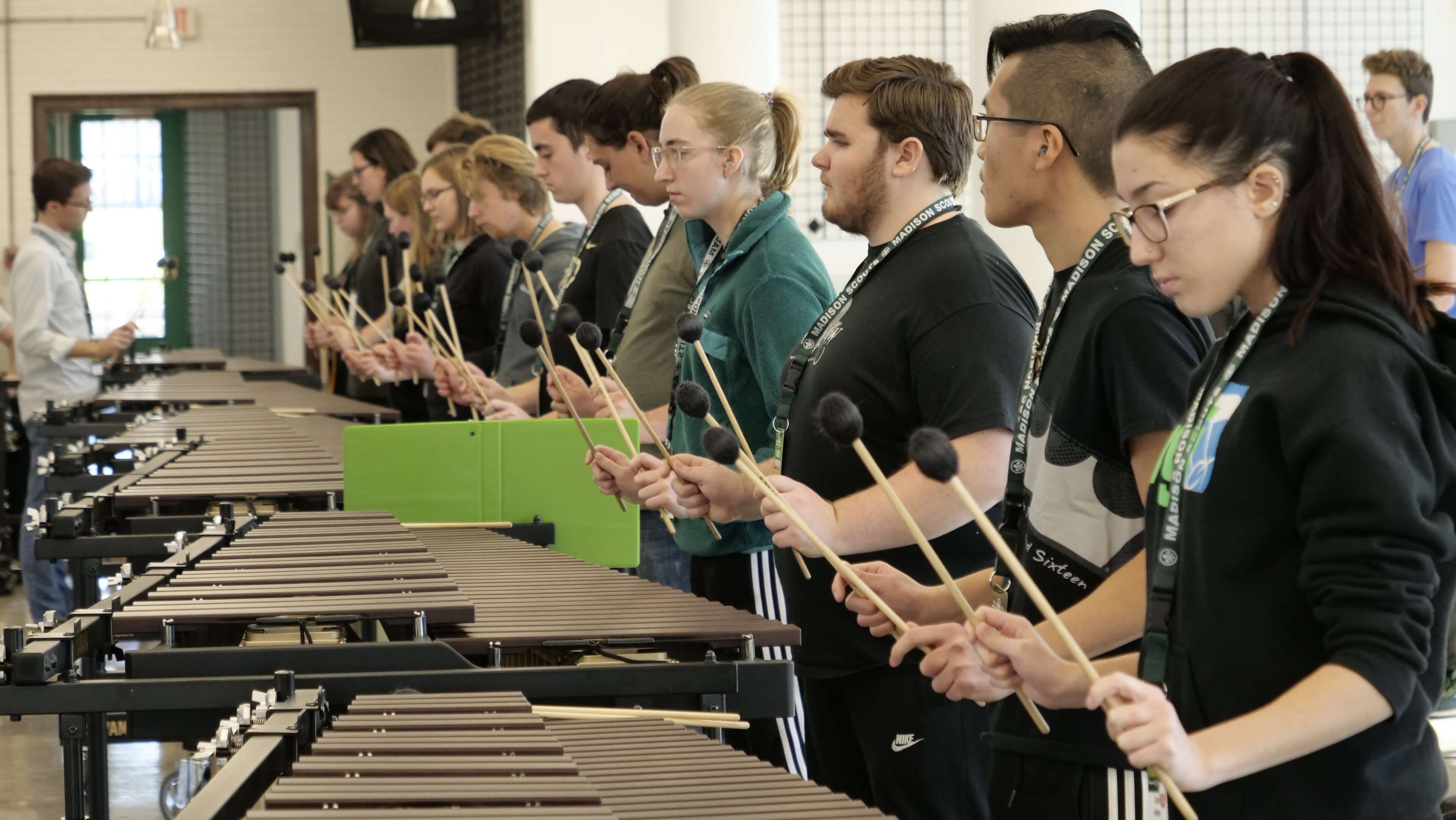 2020 Madison Scouts December Audition Camp