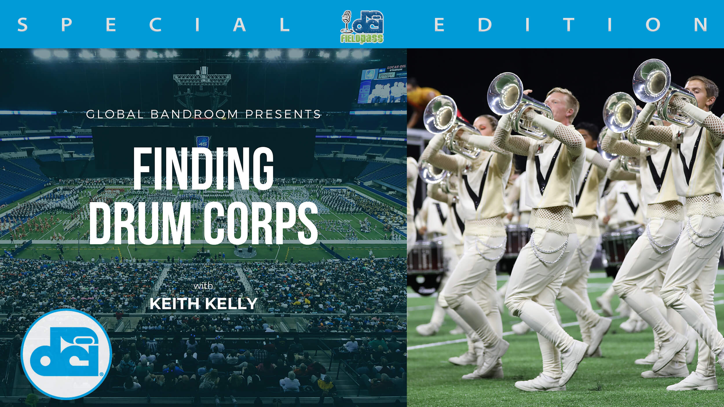 Finding Drum Corps: Origin Stories