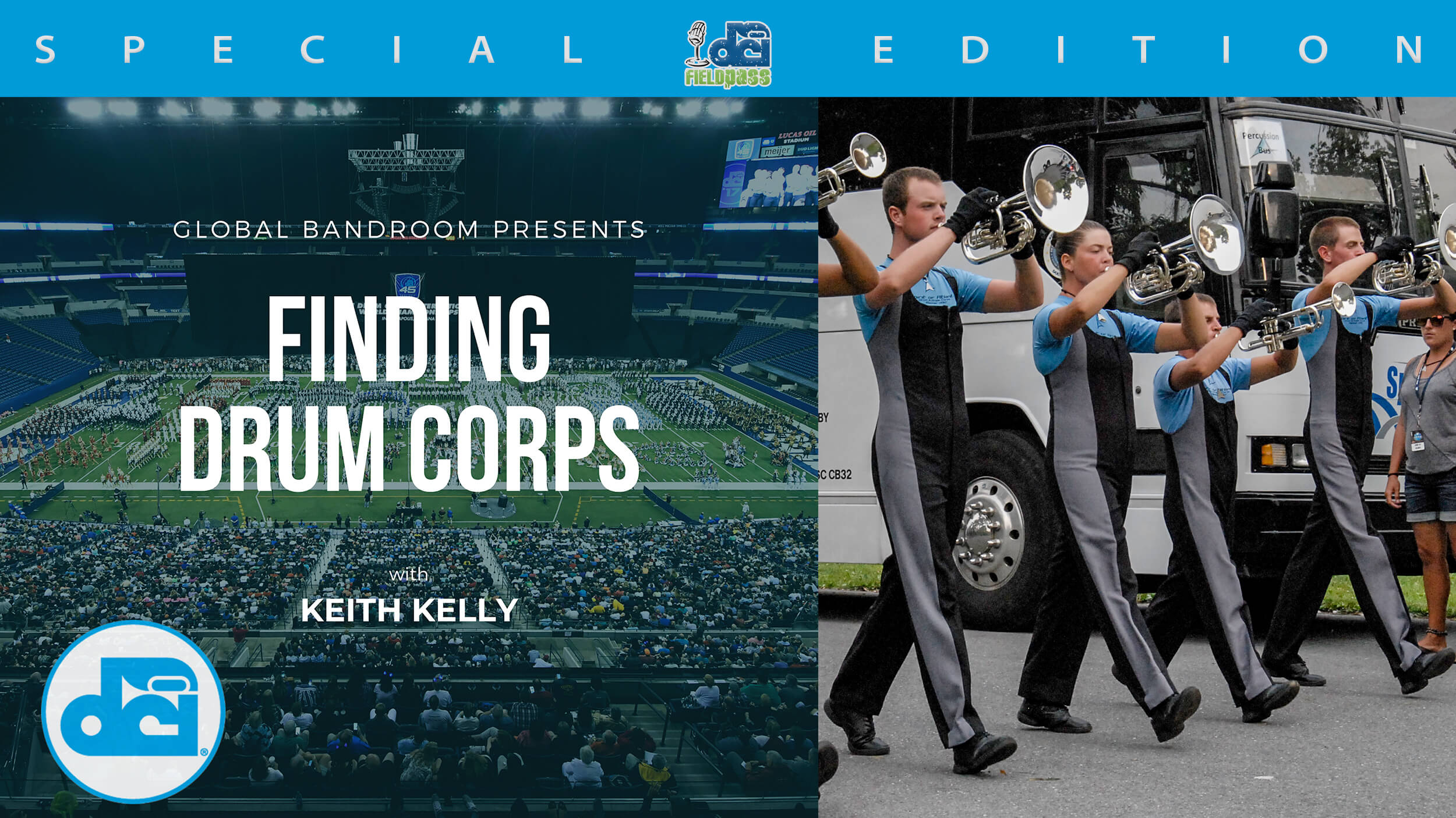 Finding Drum Corps: The show on the road