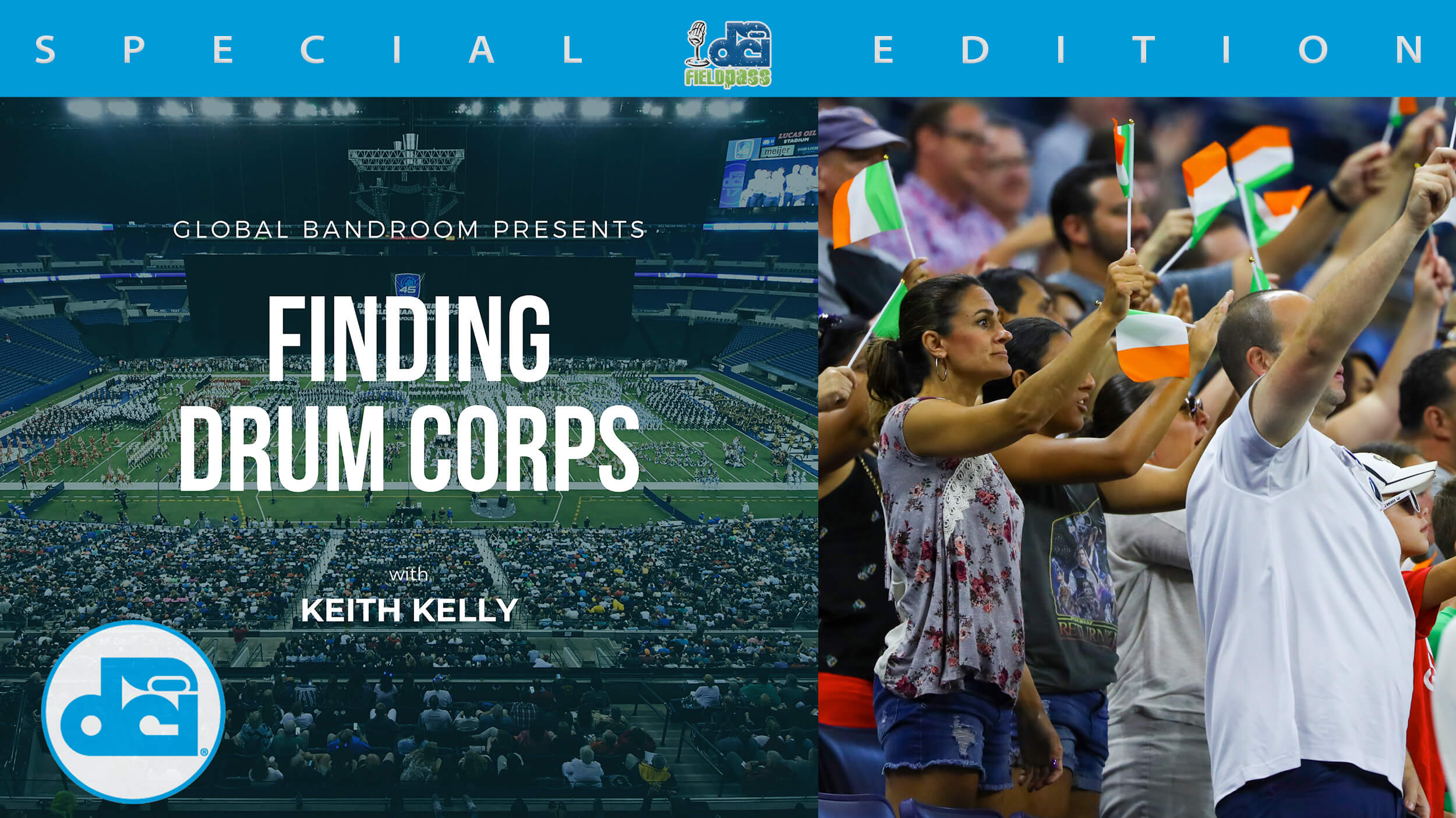 """Finding Drum Corps: The """"I"""" in DCI"""