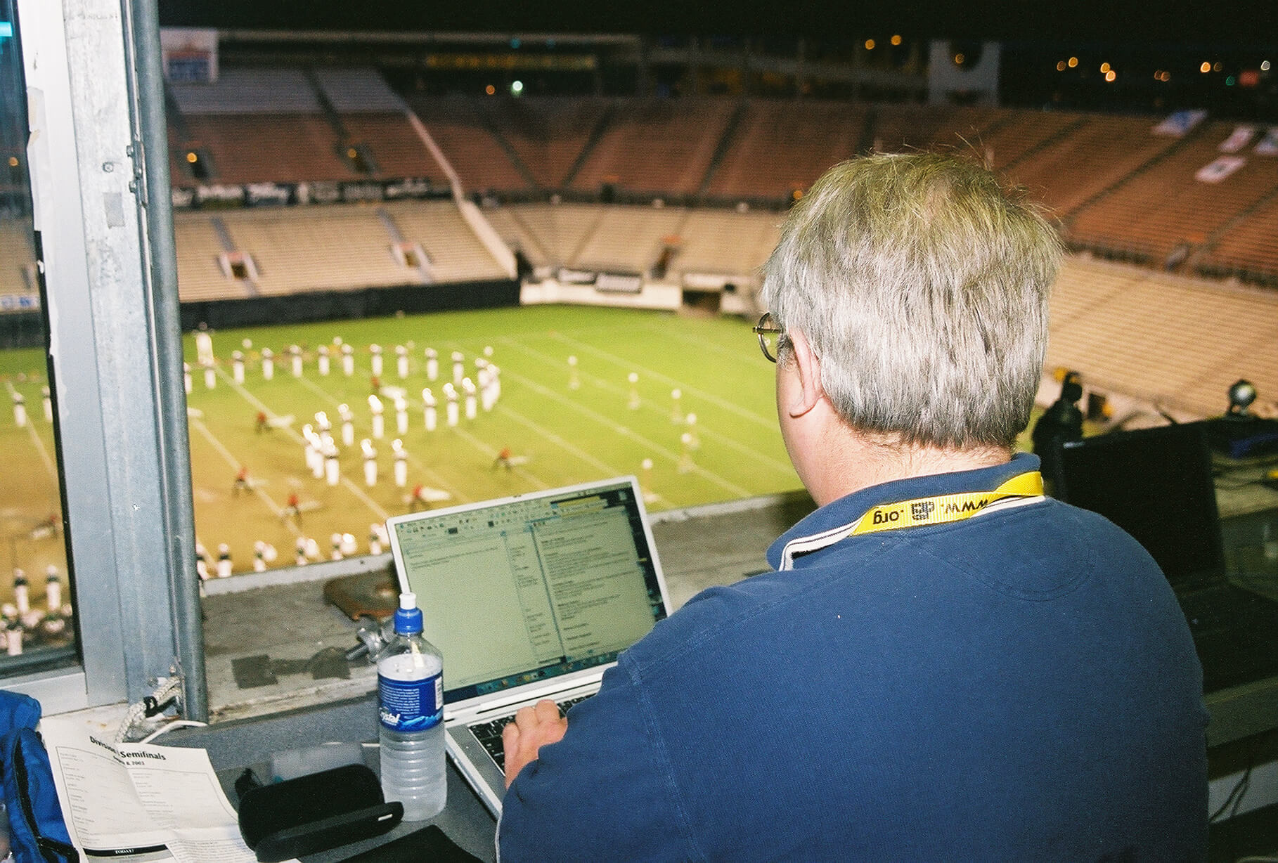 Remembering longtime Drum Corps International staff writer Michael Boo