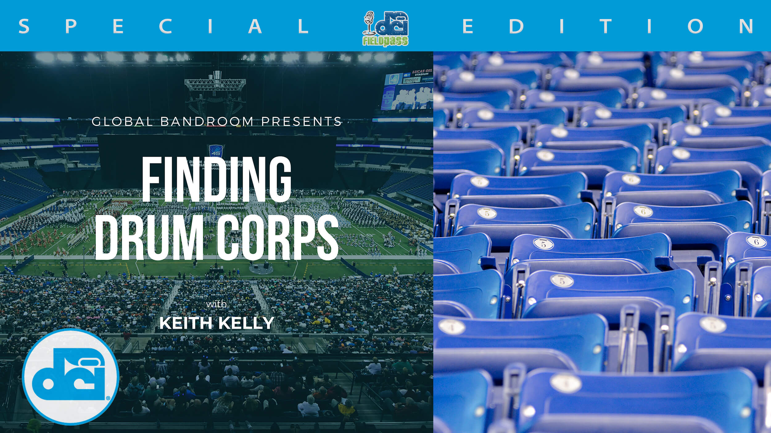 Finding Drum Corps: March On