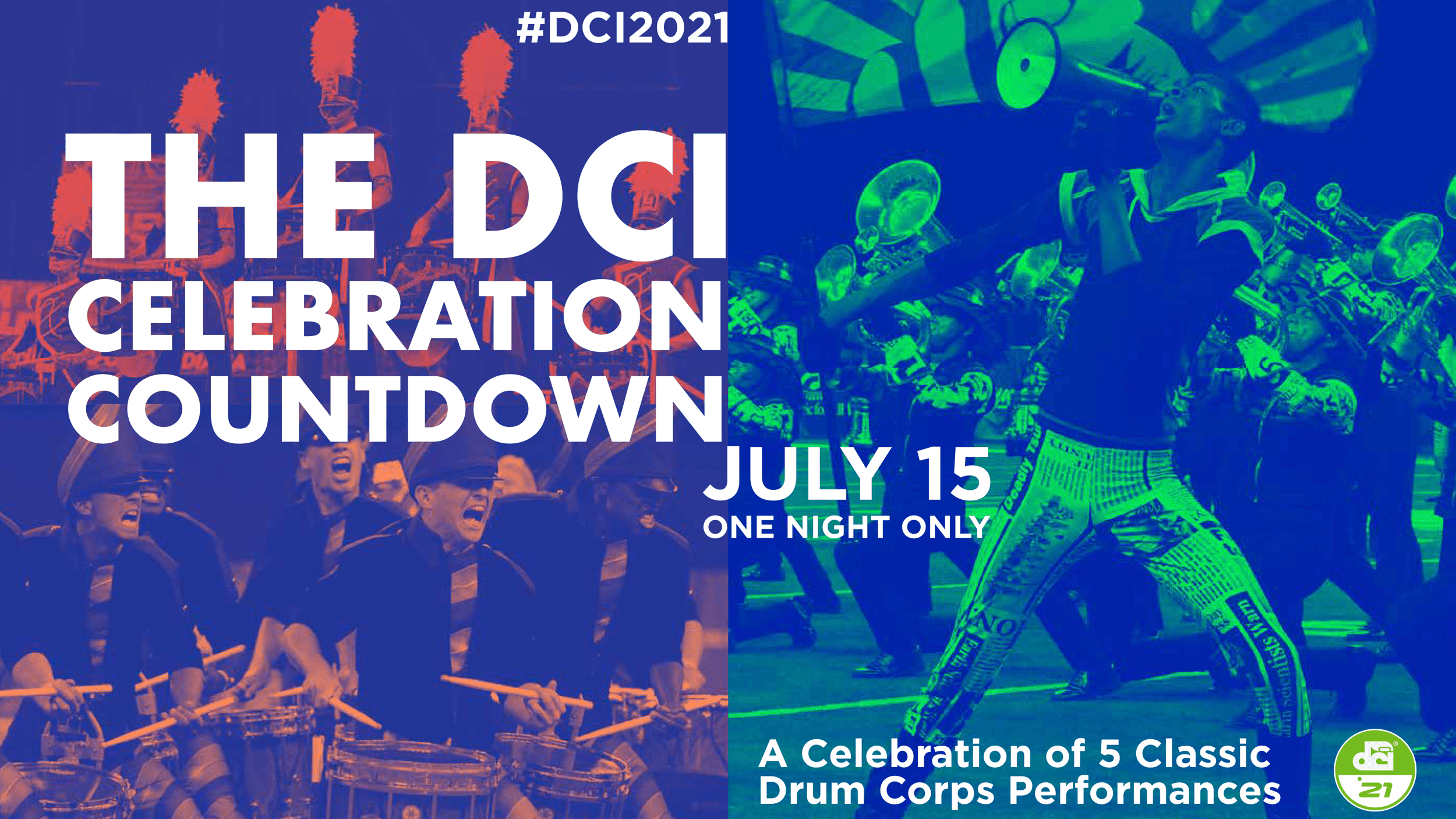 Drum Corps International will march back into cinemas on July 15