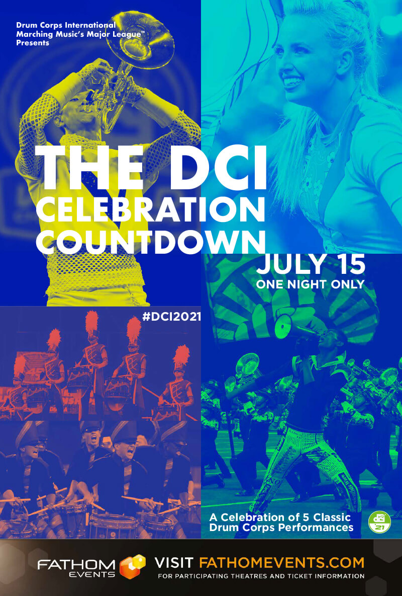 The DCI Celebration Countdown