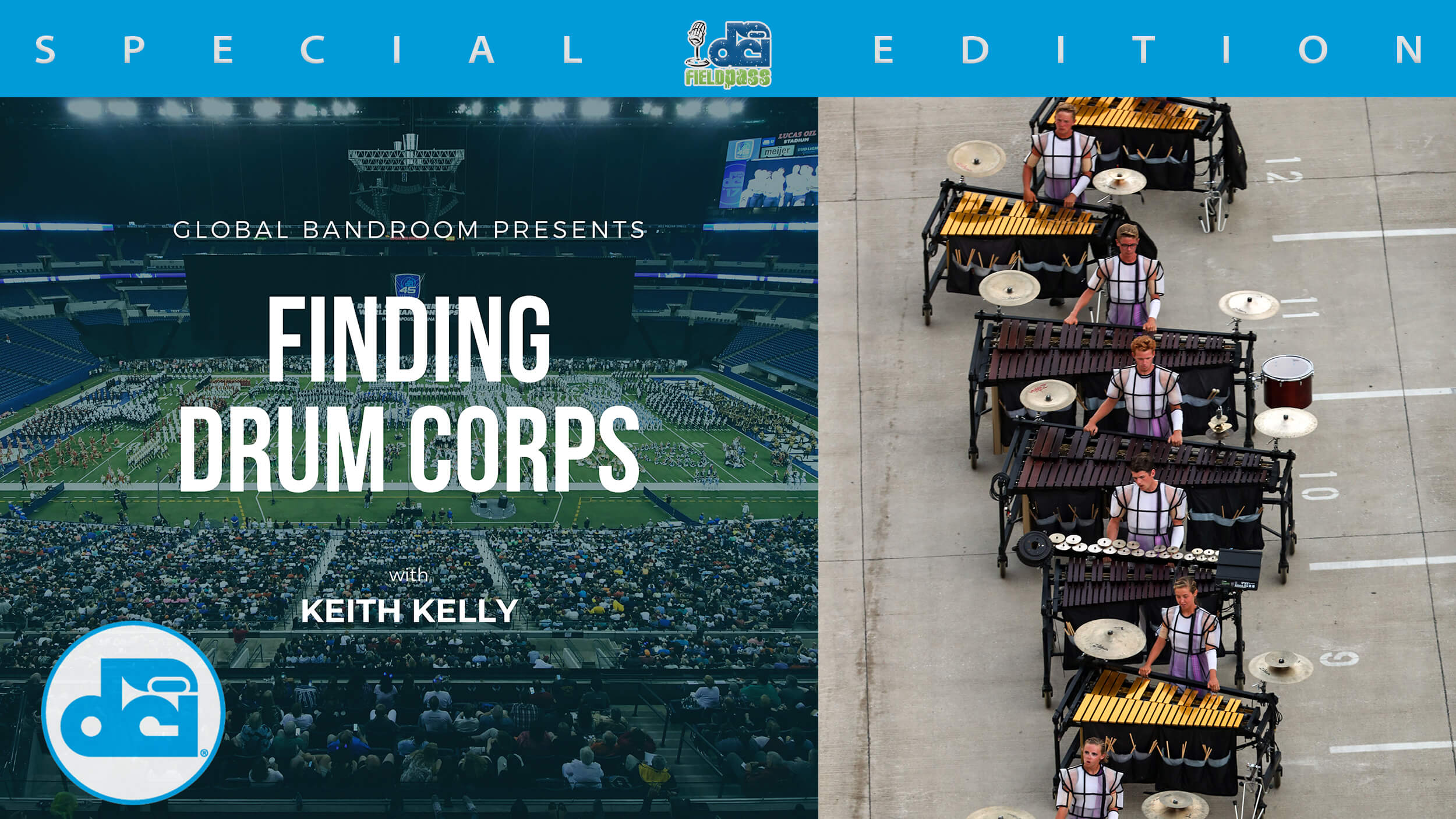 Finding Drum Corps: Enter the Pit
