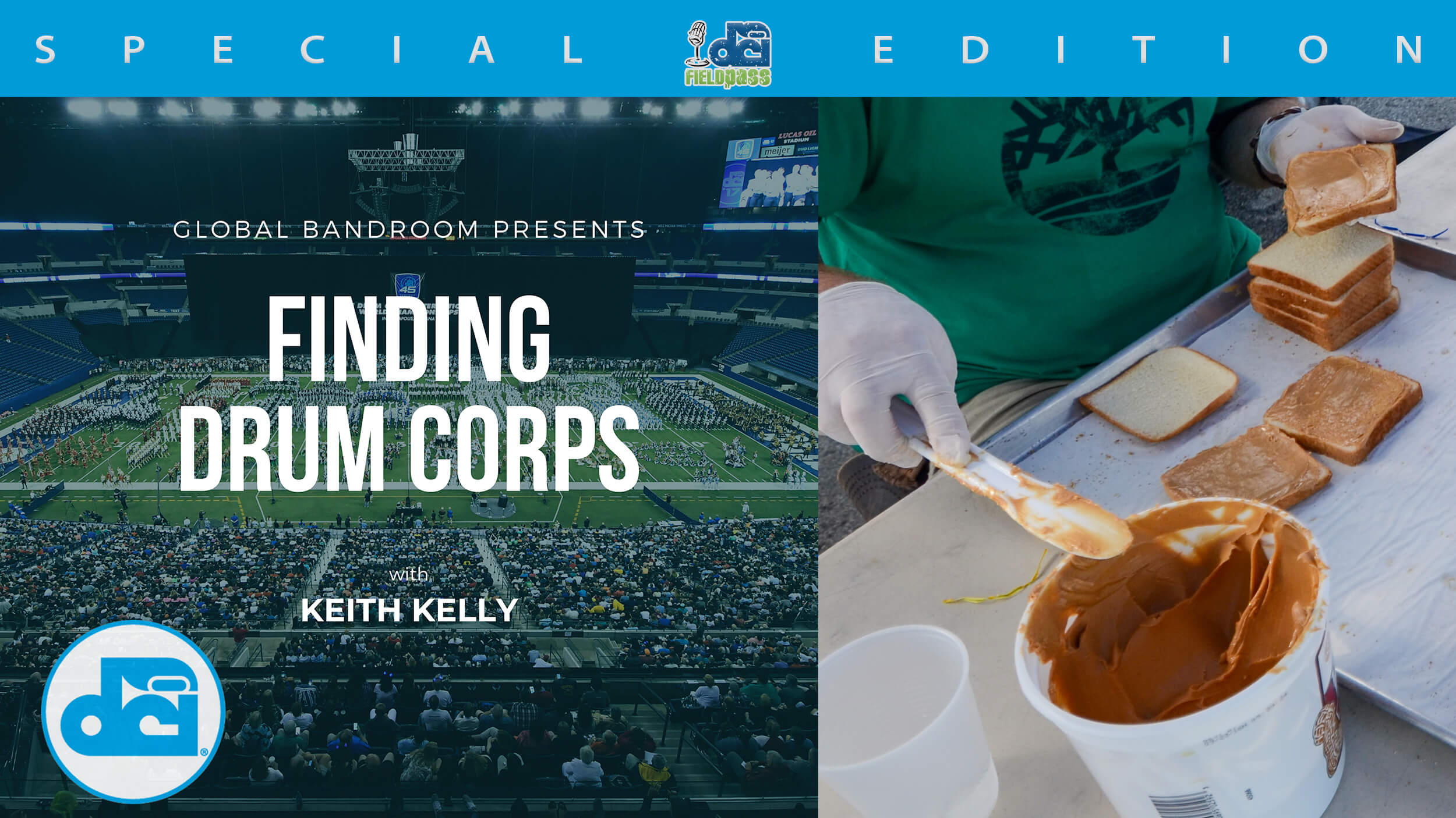 Finding Drum Corps: The hidden heroes