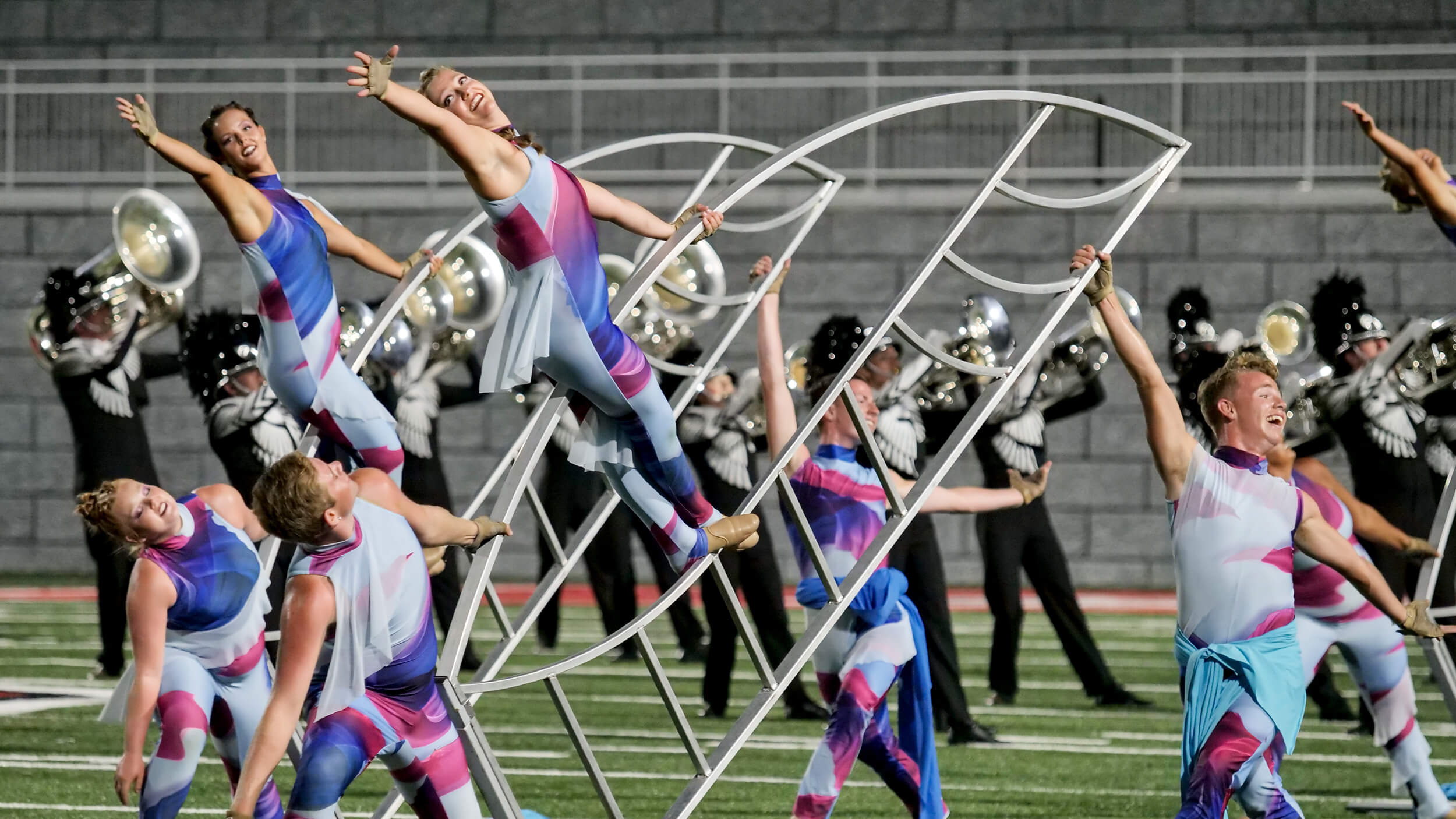 """""""Harmonic Journey"""" comes back to life for 2021 Regiment"""